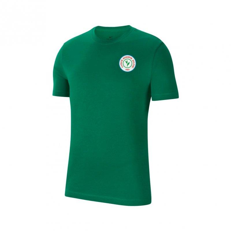 Cz0881 Tişört Pamuklu Yeşil