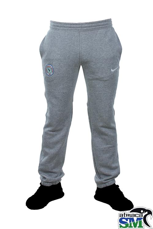 Nike Pamuklu Alt Gri̇