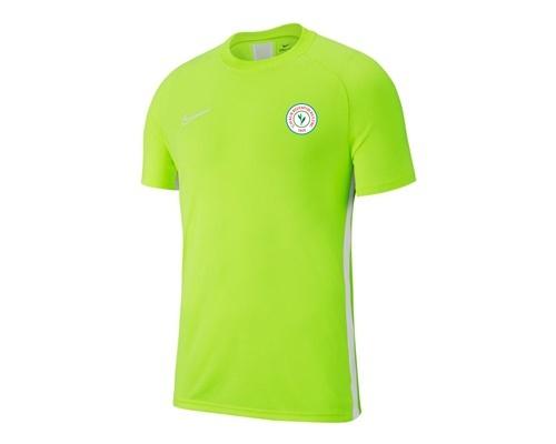 Aj9088 Nike Ti̇şört Sarı