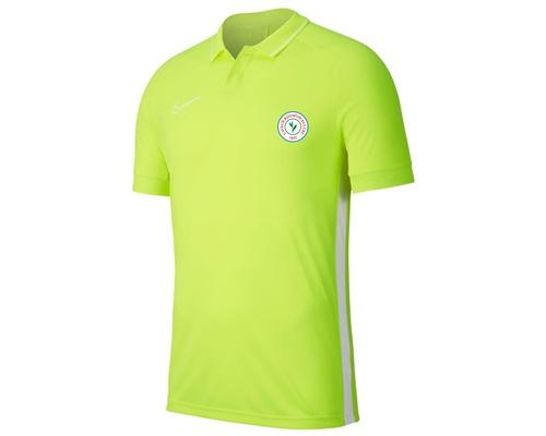 Bq1496 Nike Polo Yaka Sarı