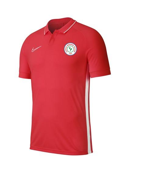 Bq1496 Nike Polo Yaka Nar Çi̇çeği̇