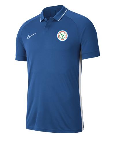 Bq1496 Nike Polo Yaka Mavi̇